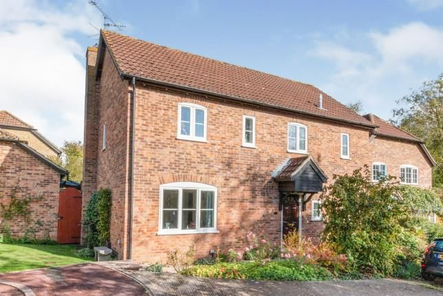 Detached house for sale in Lychpit, Basingstoke, Hampshire