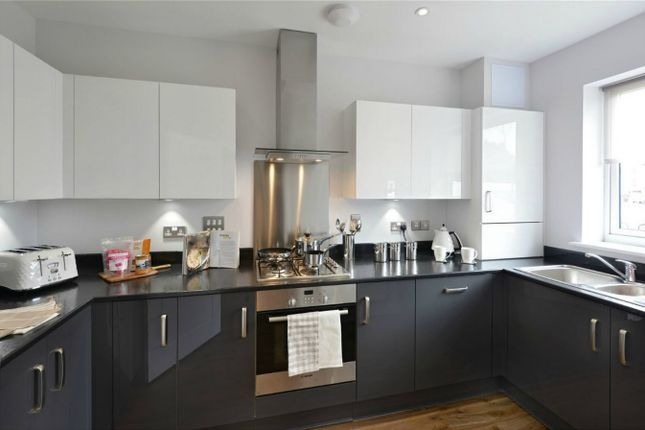 Thumbnail Town house for sale in The Electric Quarter, High Street, Ponders End, Greater London