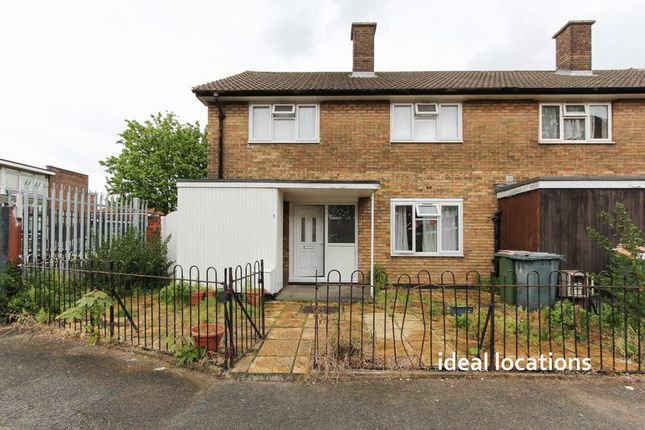Thumbnail End terrace house for sale in 4 Bedroom House, Kent Street, London