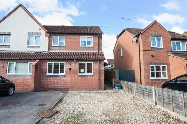 Thumbnail Semi-detached house for sale in Aspen Drive, Quedgeley, Gloucester, Gloucestershire