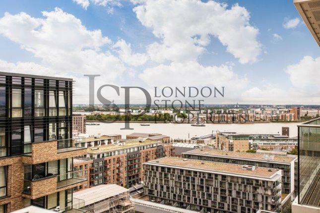 Thumbnail Flat to rent in Duncombe House, Royal Arsenal Riverside