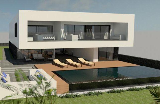 Thumbnail Villa for sale in Puerto Calero, Puerto Calero, Canary Islands, Spain