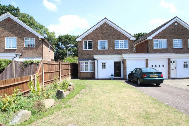 Thumbnail Detached house to rent in Berger Close, Petts Wood, Orpington