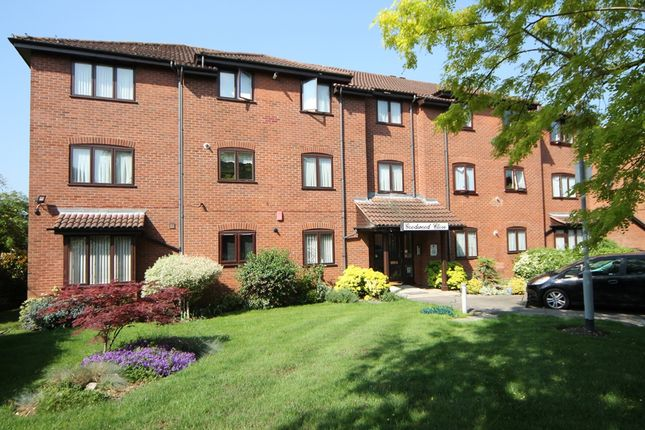 Thumbnail Flat for sale in Goodwood Close, Stanmore