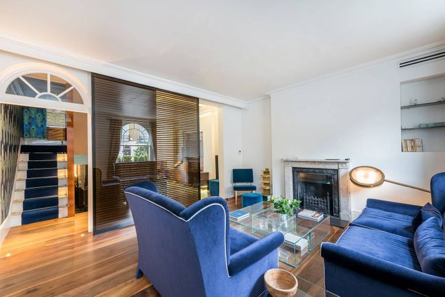 Thumbnail Terraced house for sale in Eaton Terrace, Belgravia