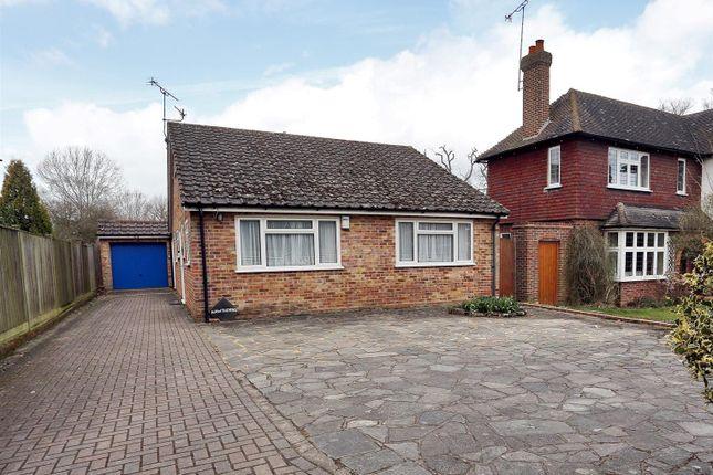 Thumbnail Bungalow for sale in Coldharbour Lane, Hildenborough, Tonbridge