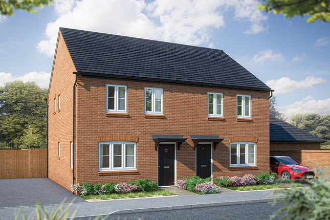 """2 bed property for sale in """"The Holly"""" at Turnberry Lane, Collingtree, Northampton NN4"""