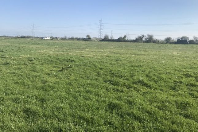 Thumbnail Land for sale in Redwick, Magor, Caldicot