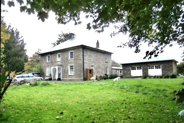 Thumbnail Detached house for sale in Talsarn, Lampeter, Ceredigion