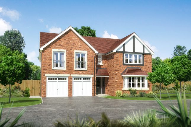 """Thumbnail Detached house for sale in """"Sandholme"""" at Palladian Gardens, Hooton Road, Hooton, Wirral"""