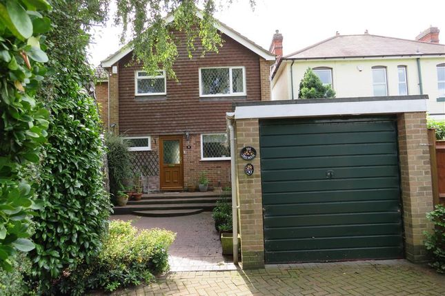 Thumbnail Detached house for sale in Rowley Lane, Littleover, Derby