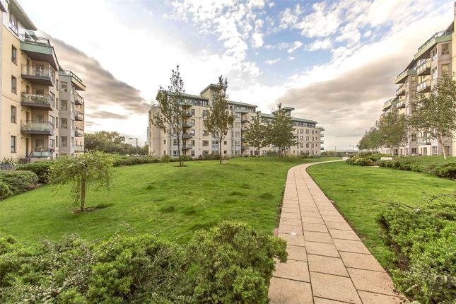 Garden of Portland Gardens, The Shore, Edinburgh EH6