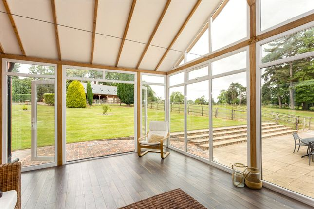 Garden Room of Impney, Droitwich, Worcestershire WR9
