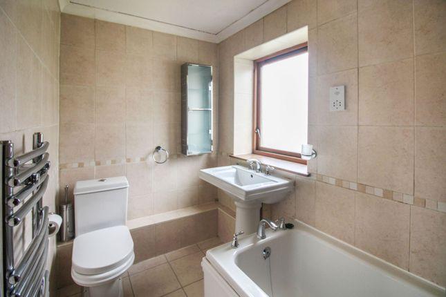 Bathroom of 34 Moorfoot Avenue, Paisley PA2