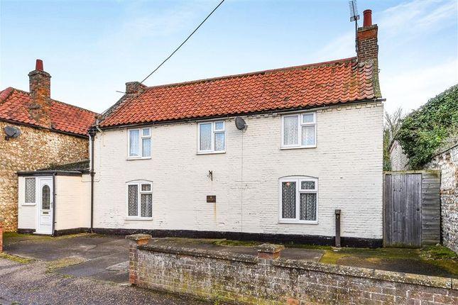 Thumbnail Detached house for sale in Lynn Road, Stoke Ferry, King's Lynn