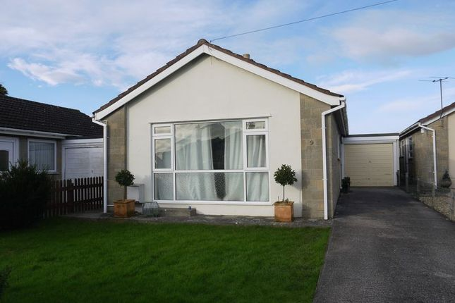 Thumbnail Detached bungalow to rent in Mullins Close, Wells