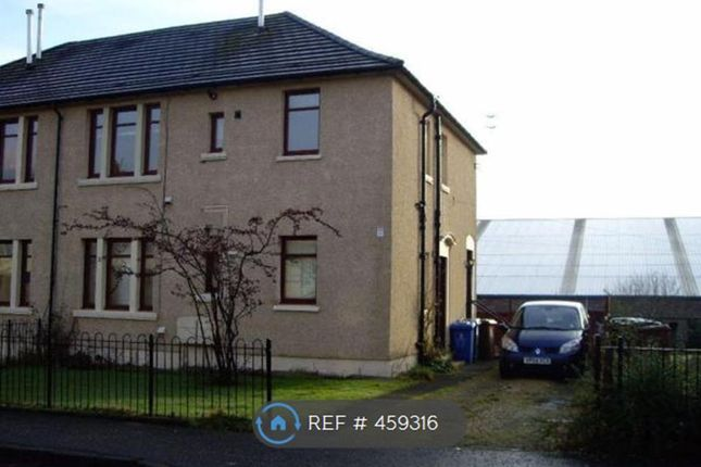 Thumbnail Flat to rent in Merchiston Avenue, Falkirk