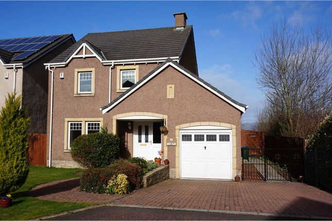 Thumbnail Detached house for sale in Nethy Place, Abernethy