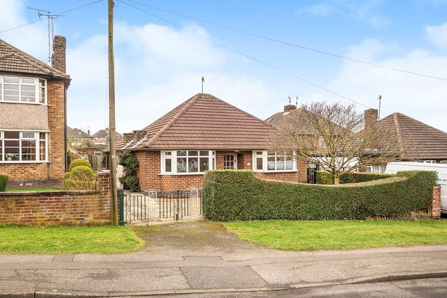 Thumbnail Bungalow for sale in Mill Road, Newthorpe, Nottingham