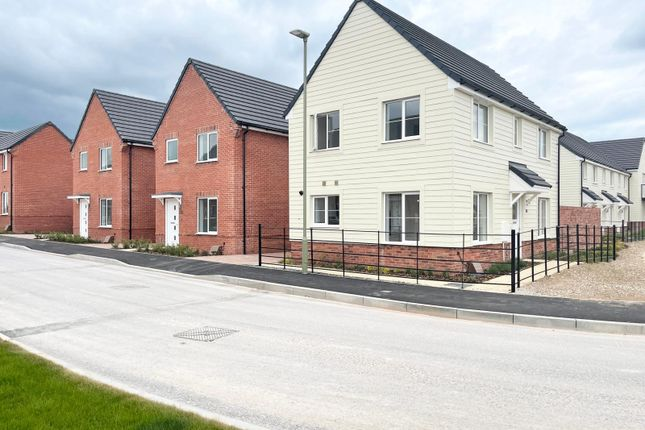 3 bed detached house to rent in Tweed Road, Andover, Hampshire SP116Zt SP11