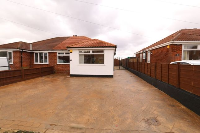 Thumbnail Bungalow for sale in Foxhall Road, Denton, Manchester