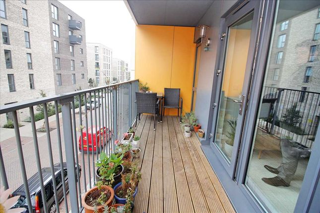 Balcony of Guardian Avenue, Colindale, London NW9