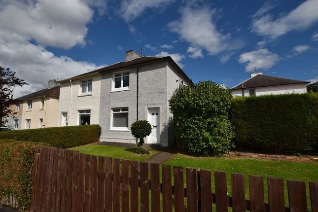 Thumbnail Semi-detached house to rent in Clyde Avenue, Bothwell, Glasgow