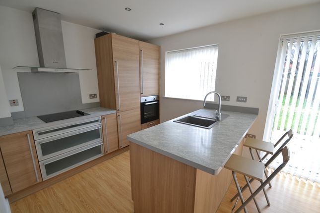 Thumbnail Terraced house to rent in Hamilton Mews, Carr House Road, Doncaster