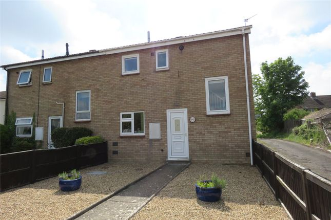 Thumbnail Semi-detached house to rent in Medcalfe Way, Melbourn, Royston