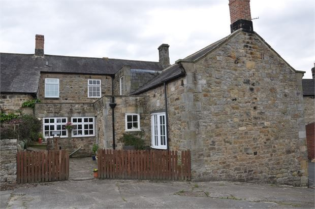 Thumbnail End terrace house for sale in Crosthwaite, Main Street, Acomb