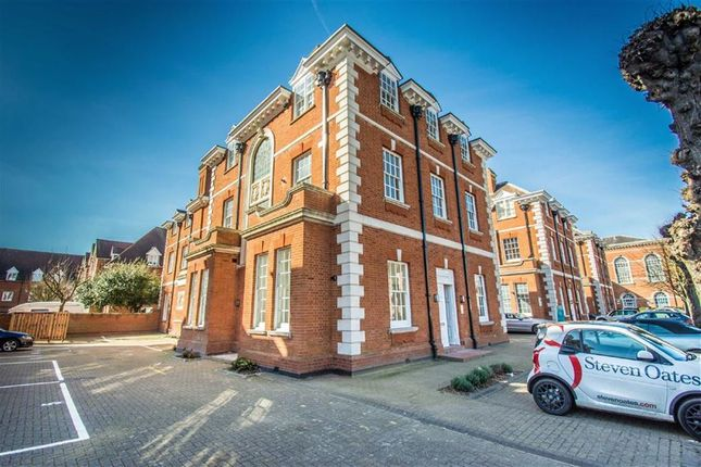Thumbnail Flat for sale in Queen Alexandra House, Hertford, Herts