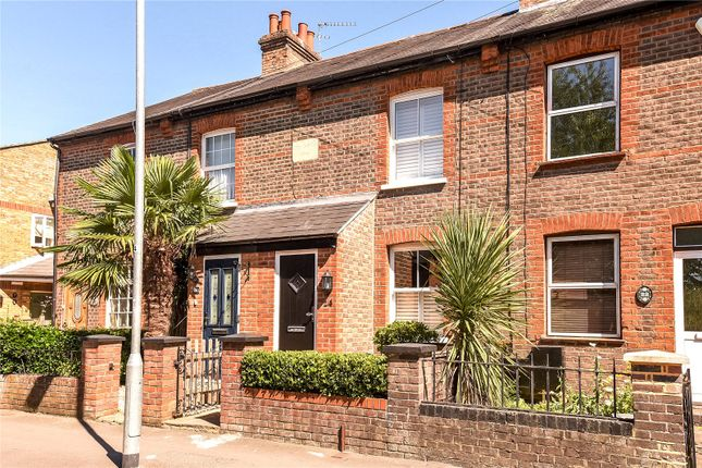2 bed terraced house for sale in Church Lane, Mill End, Hertfordshire