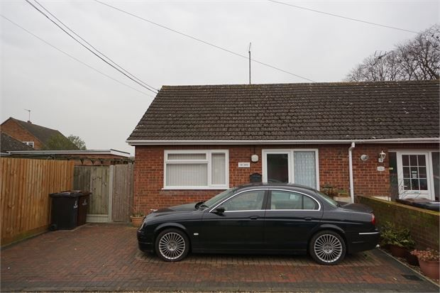 1 bed bungalow for sale in Millers Lane, Stanway, Colchester CO3