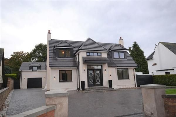 Thumbnail Detached house for sale in Ewenfield Road, Ayr