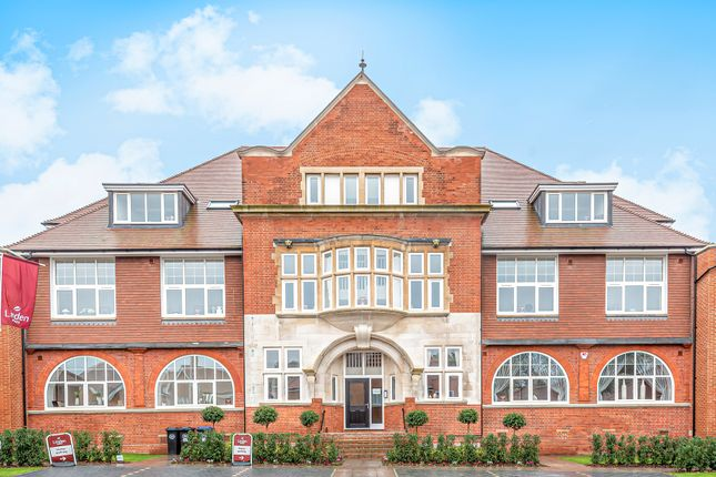 Thumbnail Flat for sale in Heathlands, Old Bisley Road, Frimley