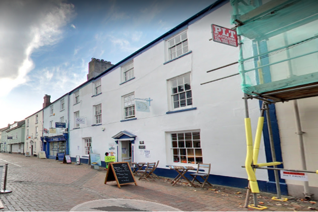 Thumbnail Office for sale in Nevill Street, Abergavenny