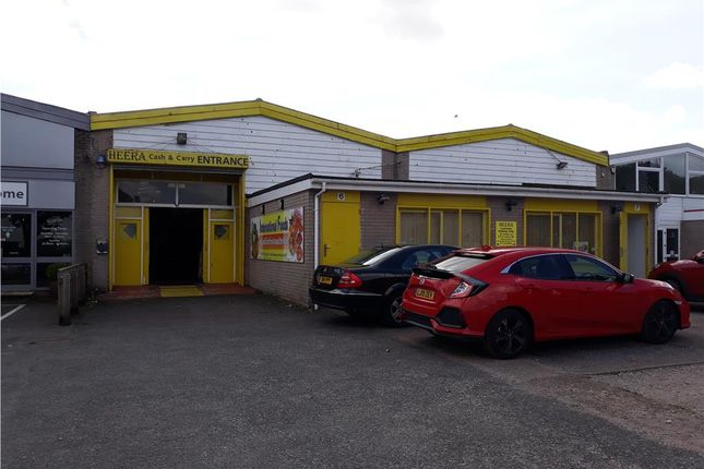Thumbnail Industrial to let in Grace Road West, Marsh Barton Trading Estate, Exeter