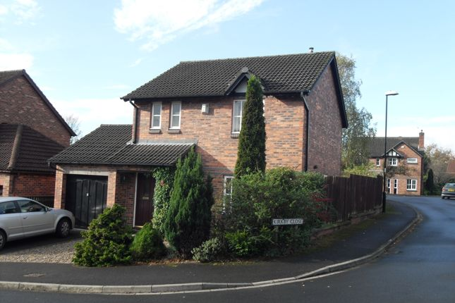3 bed detached house to rent in Kirkby Avenue, Ripon HG4