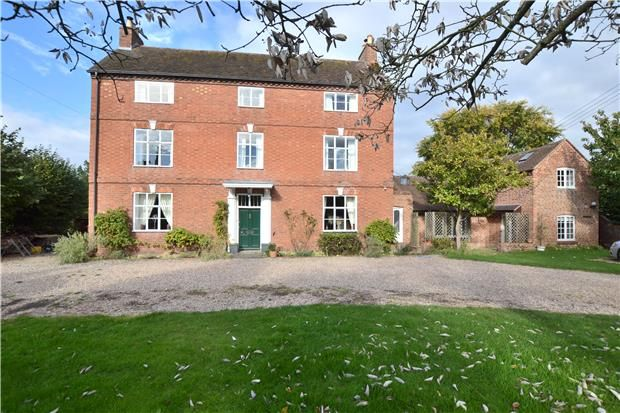 Thumbnail Detached house for sale in The Red House, Back Lane, Bredon, Tewkesbury, Gloucestershire