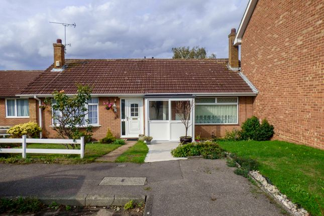 Thumbnail Terraced bungalow for sale in Challenge Close, Gravesend, Kent