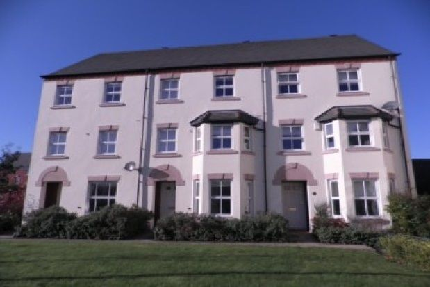 Thumbnail Town house to rent in Whitehouse Drive, Lichfield
