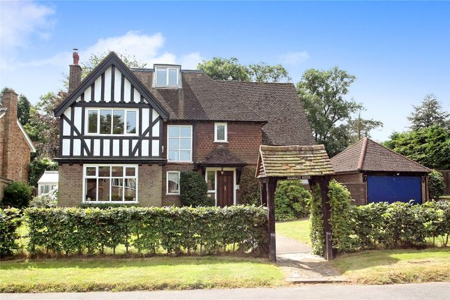 Thumbnail Detached house for sale in Church Hill, Merstham, Redhill