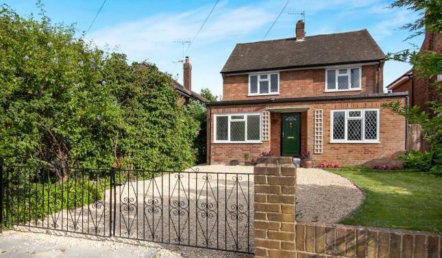 Thumbnail Detached house for sale in Effingham, Leatherhead, Surrey