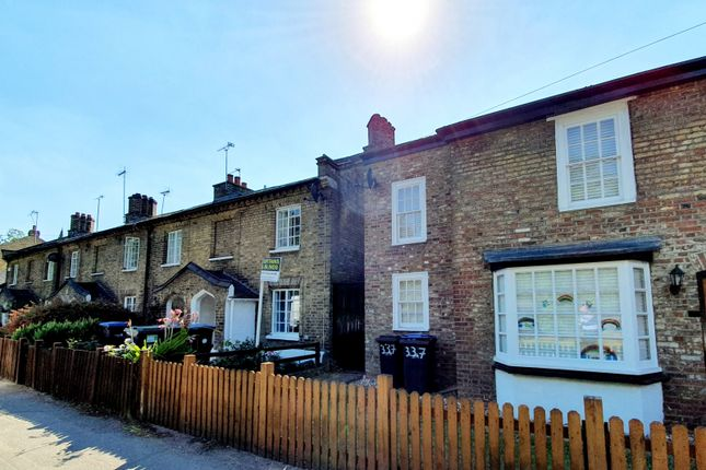 Thumbnail Cottage for sale in Cockfosters Road, Cockfosters, Barnet