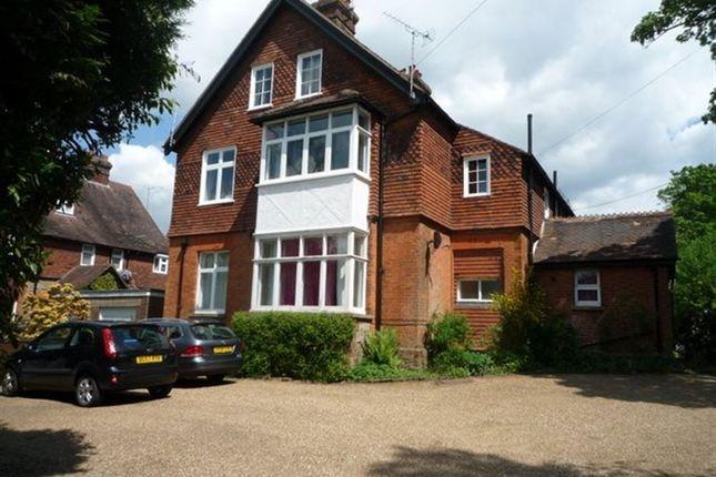 Thumbnail Flat to rent in Dartford Road, Sevenoaks