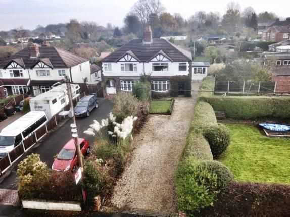 Thumbnail Semi-detached house for sale in Esthers Lane, Weaverham, Northwich, Cheshire