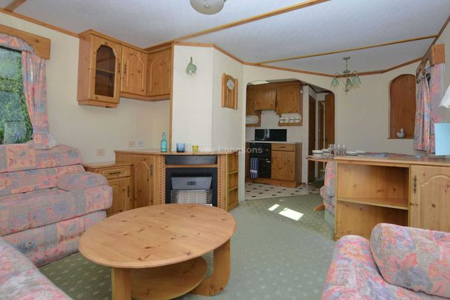 Thumbnail Mobile/park home for sale in Leysdown Road, Leysdown-On-Sea, Sheerness