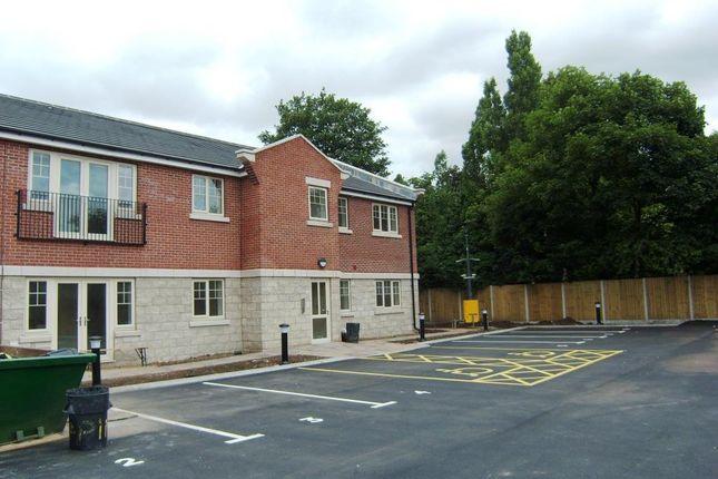 Thumbnail Studio to rent in Nursery Covent, Nursery Street, Mansfield, Nottinghamshire