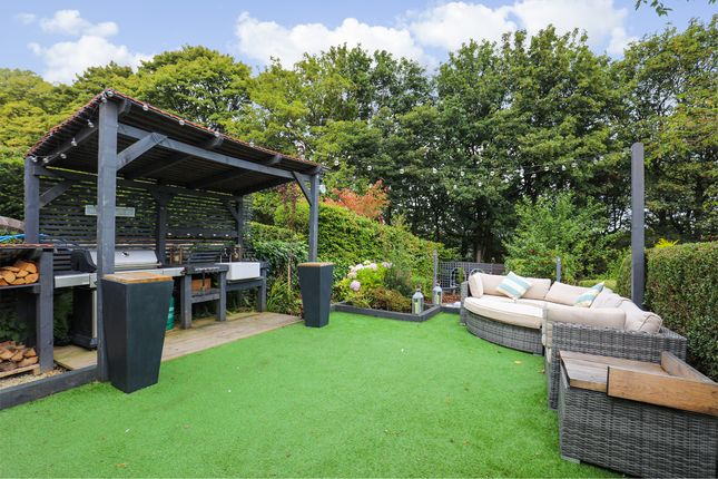 Garden of Langsett Avenue, Sheffield S6