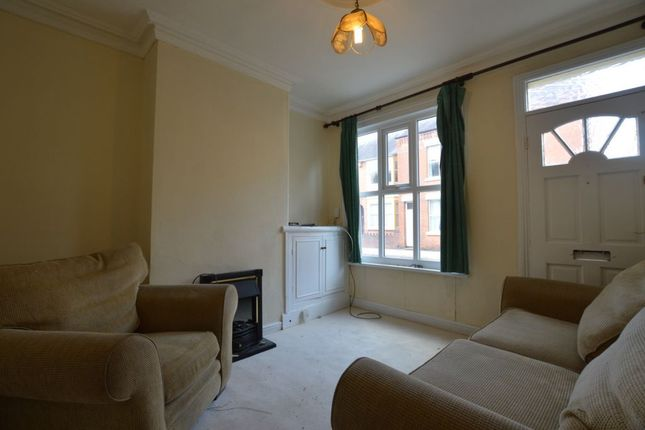 Thumbnail Terraced house to rent in Queens Road, Clarendon Park